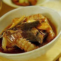 鱼干琵琶虾