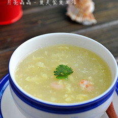 鲜虾冬瓜茸的做法