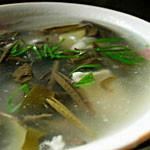 莼菜汆塘鱼片的做法