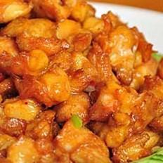 椒盐米鸡的做法