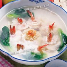 牡丹大虾的做法