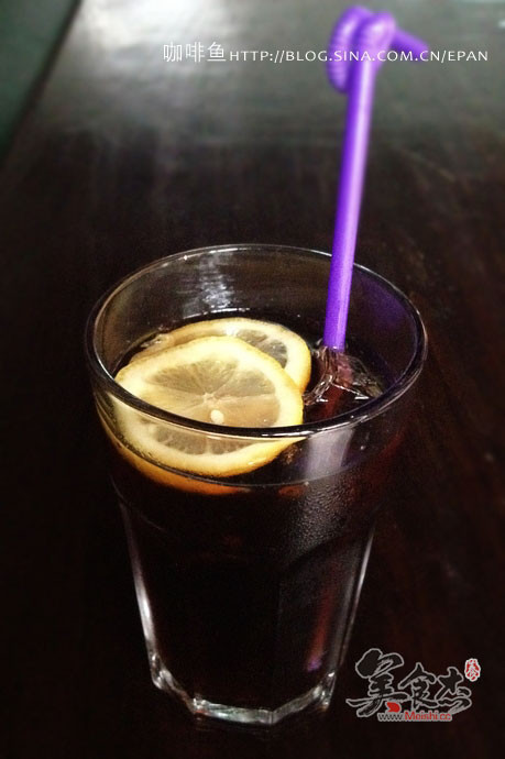 自由古巴鸡尾酒