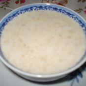 蜂蜜牛奶燕麦粥