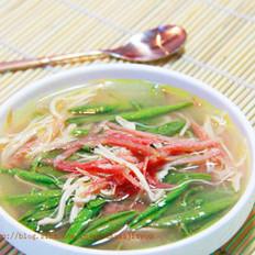 西湖莼菜汤