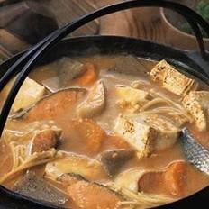 奶汁肥王鱼的做法