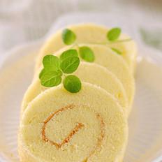 香草蛋糕卷