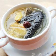 榴莲壳乌鸡汤的做法