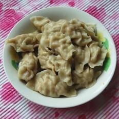 杏鲍菇猪肉煎饺