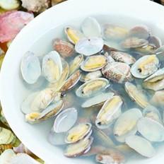 原汁花蛤的做法