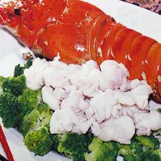 花龙虾刺身