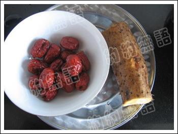 蜜汁红枣山药串的做法