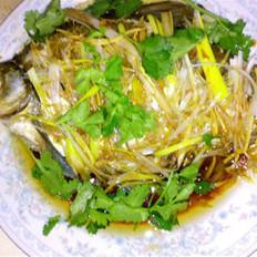豉汁清蒸武昌鱼的做法