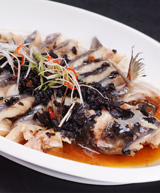 豉汁鮰鱼的做法