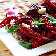 腐乳小龙虾的做法