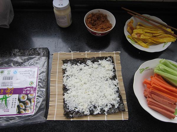 日式花壽司做法