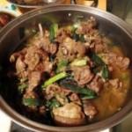 蒜香羊肉的做法
