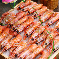 盐焗北极鲜虾的做法