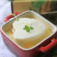榴莲豆腐冻