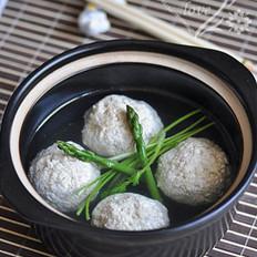 豆腐丸子的做法