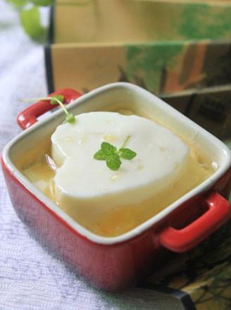 榴莲豆腐冻的做法