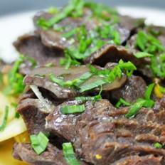 湘西臘牛肉的做法