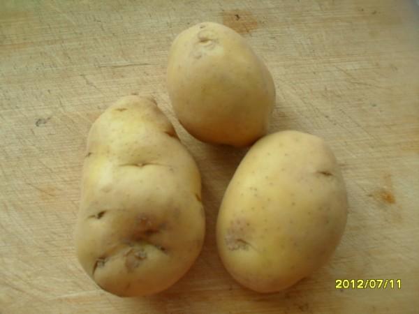 土豆片炒鸡块的做法
