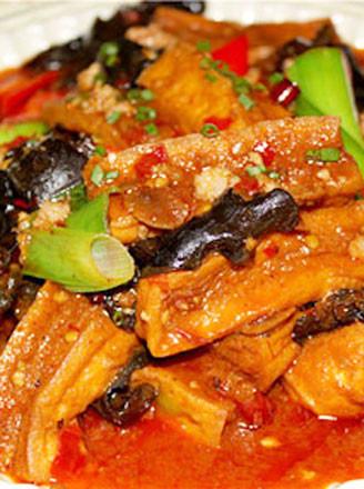 香酥火焙鱼的做法