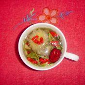 黄芪丹参枸杞茶的做法