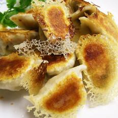 冰花香菜煎饺