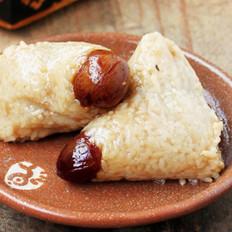 烏龍茶香粽的做法