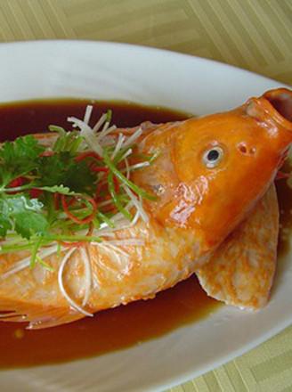 荷包鲤鱼的做法【步骤图】_菜谱_美食杰