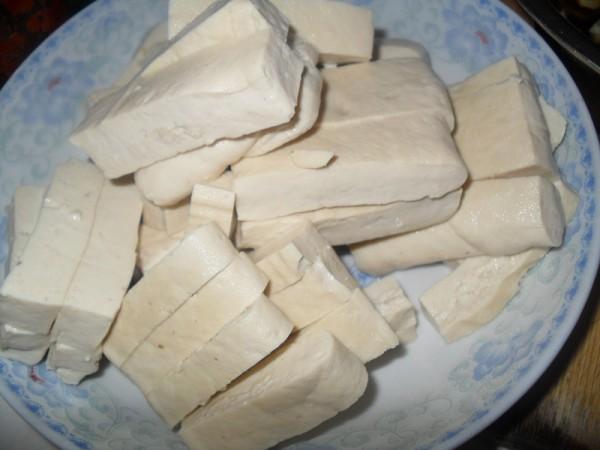 干豆腐怎么切�yoh_将豆腐干切成小块