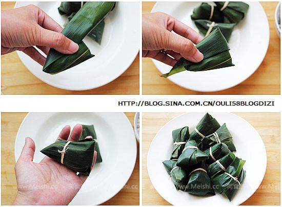 糖果水晶粽子的做法