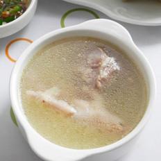 花胶鸡汤的做法