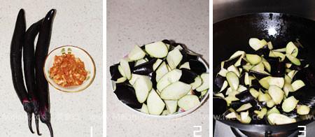 肉末茄子的做法视频图片