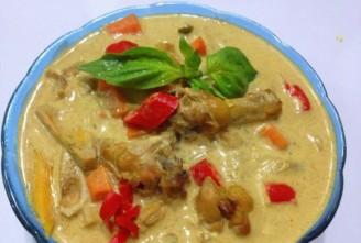 印尼咖喱鸡的做法