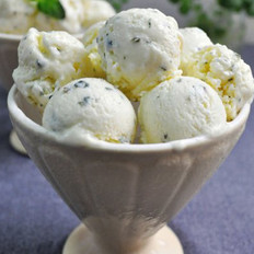 薄荷冰淇淋