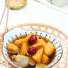 红薯姜汤的做法