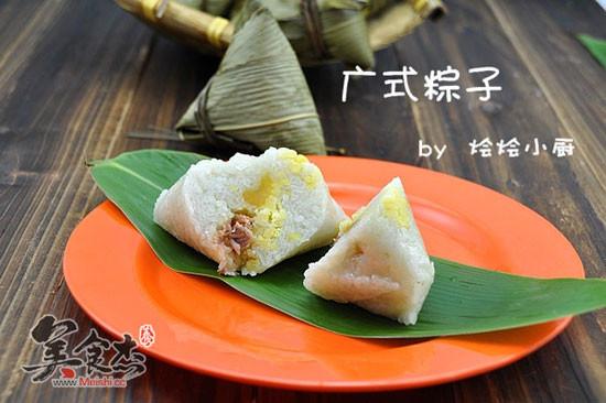 广式粽子的做法