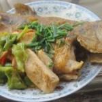 豆腐炒鲈鱼的做法
