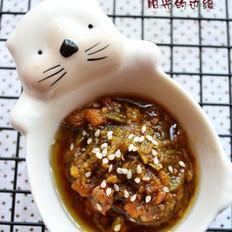 杏鲍菇天贝酱的做法