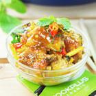 香茅咖喱鸡翅