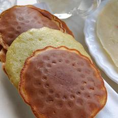 蜂蜜松饼的做法
