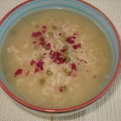 绿豆荷叶小米粥的做法