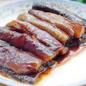 烤肉醬燒茄子的做法