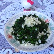 凉拌野苋菜