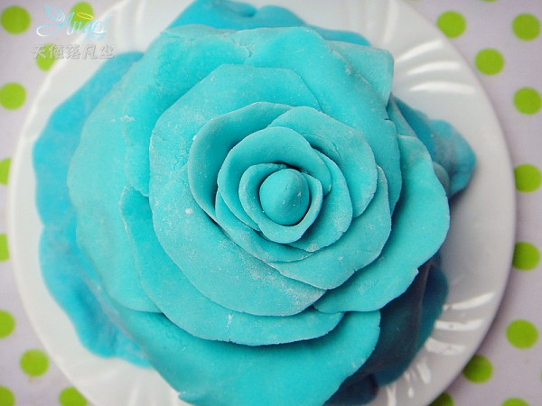 蓝色妖姬翻糖蛋糕dg.jpg