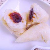 蜜枣甜粽的做法