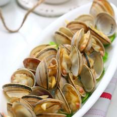 絲瓜炒蛤蜊的做法