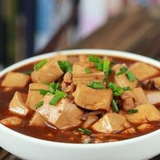 麻辣香葱豆腐的做法